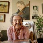 大屠殺最老倖存者 110歲鋼琴家逝世