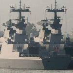 海巡國軍護漁 直抵中國防空識別區