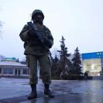 克里米亞情勢失控 烏克蘭指俄軍入侵