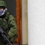 克里米亞總理接管軍權 向普京求援