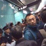 廣州地鐵踩踏意外 警:少年玩防狼噴霧