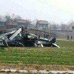 中國武直-10陝西墜落 2飛行員受傷