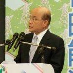 25-20-20  蘇貞昌宣示民進黨綠能目標