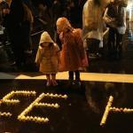 為《明報》前總編祈福 青盟聲援香港言論自由