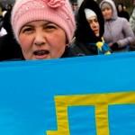 克里米亞公投在即 韃靼人捍衛家園