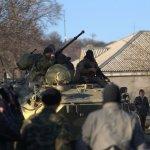 俄軍強攻烏克蘭基地 克里米亞衝突爆發