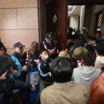 318反服貿學生攻佔行政院!