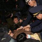 提告!民進黨請民眾提供警察打人影音證據