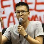 林飛帆:佔領凱道謹守非暴力守則  被逮捕不反抗