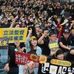 服貿抗爭續燒 陸媒:台灣民主不成熟