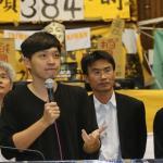 林飛帆、陳為廷佔領立院43人被告 北檢立案偵辦