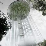 科幻摩天大樓 「吃掉」都市空汙