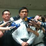 郝龍斌:如有執法過當,調查後給交待