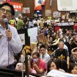 黃國昌:願赴中談台灣民主價值
