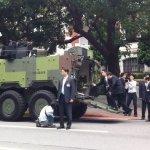 軍政兵推 美方代表受邀觀演