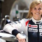 22年來F1唯一女車手 沃爾夫挑戰極限
