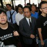 7學運領袖應訊 陳為廷:有罪的是政府