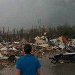 《圖輯》龍捲風席捲美國中部 至少24死