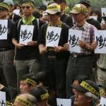 公民團體已視林義雄為共主 綠壓力不小