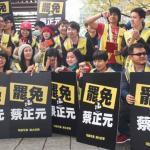 談罷免 黃國昌:50%投票門檻扭曲民主