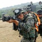海軍陸戰隊 展現反恐反突擊實兵演練