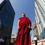 特寫:達賴喇嘛受中共富豪佛教徒崇拜