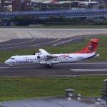 完成特檢 復航ATR飛機可復飛