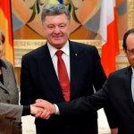 遏阻烏克蘭戰火 德法領袖奔走基輔、莫斯科