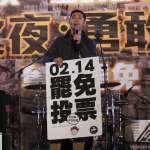1994年後首次進入第3階段 蔡正元罷免案今日投票