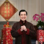 馬英九總統賀歲:喜氣羊羊,民富國強!