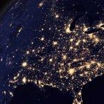 天文學家發現 城市擴張模型與銀河相同