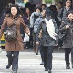 周三晚間冷空氣南下 北台灣低溫下探15度