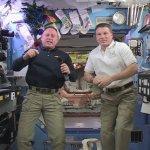 來自宇宙的新年快樂 太空人慶祝16次跨年
