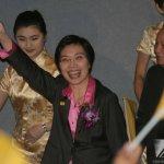 徐欣瑩成立民國黨 妙天禪師出席大會