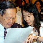 楊振寧談嫩妻翁帆:我們談了成功的羅曼史