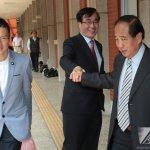 40立委拱朱選總統 馬系立委吳育昇帶頭