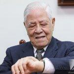 李登輝和李光耀最大差別?「李登輝過世 台灣民主會留下來」