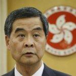 梁振英:港普選不依北京決定是鏡中水月