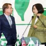 敏感時刻 蔡英文4月9日再開中國事務委員會