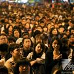 太陽花改變民眾政治態度 中研院學者:國、民兩黨支持度逆轉