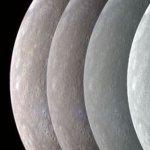 水星核心漸冷卻 半徑縮水7公里