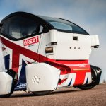 無人車商機一日千里 英國修法搶佔市場