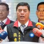 「落選運動」3藍委,張慶忠、吳育昇、廖正井全部落馬