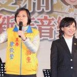 民國黨音樂會 徐欣瑩:將與宋楚瑜舉辦3場大型造勢活動
