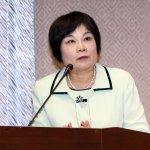 政院秘書長陳美伶:多數人認為中華民國非正常國家