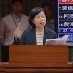 民進黨版兩岸監督條例付委 蘇巧慧「兩國版」撤案