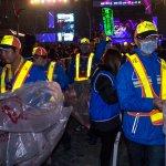 垃圾收集機24小時待命 資源回收還能有錢