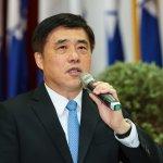 不同洪秀柱路線 郝龍斌參選黨主席:國民黨要再生 不是重建