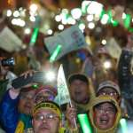 不分區立委》民進黨18席成最大贏家,時代力量取代台聯成第3大黨