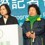 幕後》陳菊左右為難出面協調,柯建銘扺死不從爭來假投票